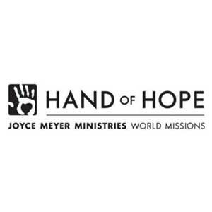 Joyce Meyer - Hand of Hope