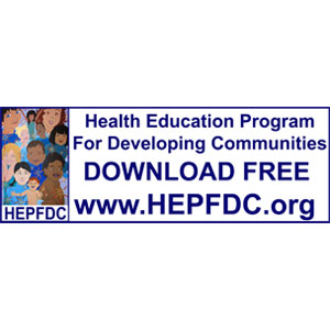 Health Education Program For Developing Communities